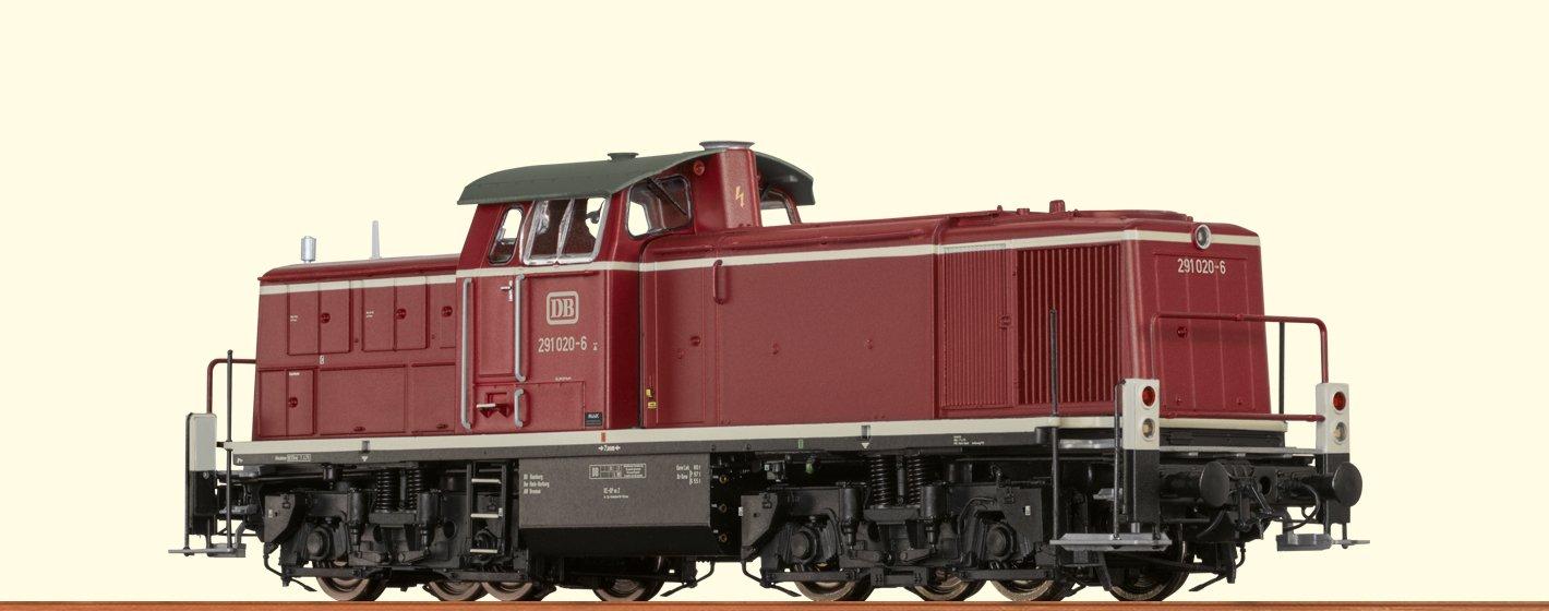 Brawa 41559 Diesellokomotive Baureihe 291 der DB