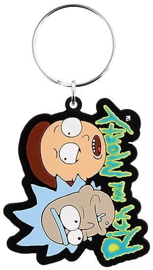 GB Eye LTD, Rick y Morty, Rick y Morty, Llavero