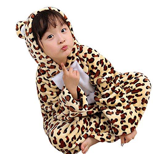 Gerilea Bear Plus Size Animal Onesie for Halloween Costume Kigurumi Sleepwear