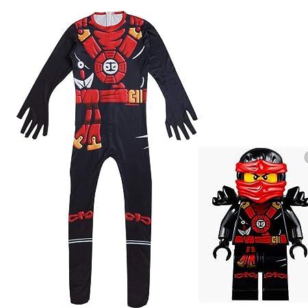 zhaolian888 Disfraces de Halloween Ninja para niños/niñas ...