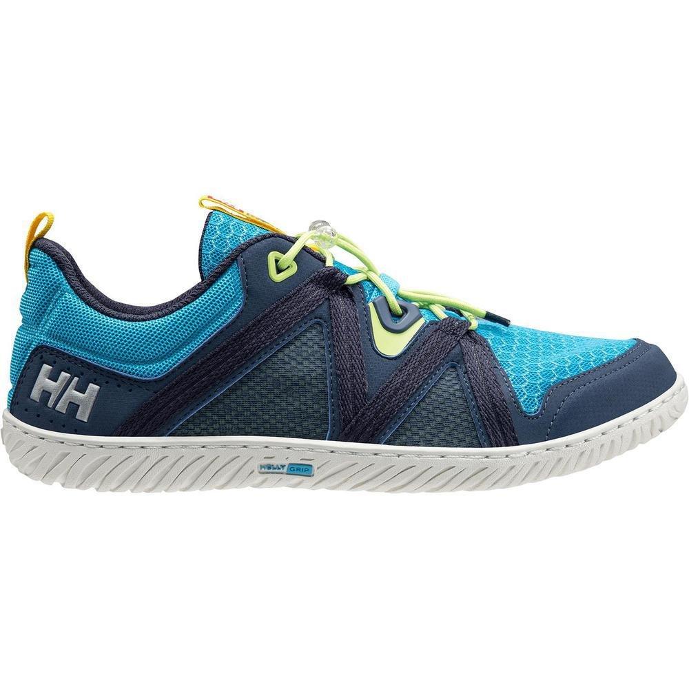 Helly Hansen 11316 Women's Hp Foil F-1 Sneaker B073RPZBBB 6 D(M) US|Aqua Blue/Vintage Indig