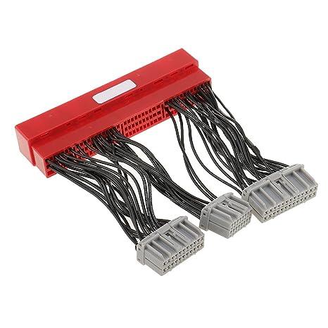 615An0LkGlL._SX466_ amazon com jili online obd2a to obd1 ecu engine computer adapter