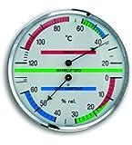 TFA Dostmann Sauna-Thermo-Hygrometer 40.1013