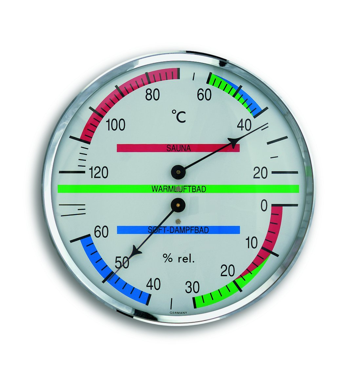 TFA 40, 1013 Termoigrometro per sauna (Germania Import) Artikel 40.1013