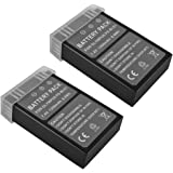 BLS-5 & BLS-1, BPS 2pcs Fully Decoded Li-ion Battery for Olympus OM-D E-M10, PEN E-PL2, E-PL5, E-PL6, E-PM2, E-PL3 Digital Camera, Olympus Battery Charger BCS-1, Olympus Battery Grip HLD-5