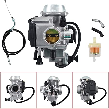 Carburetor Fits Honda TRX450ES TRX450S FOURTRAX FOREMAN 450 1999-2001 New Carb