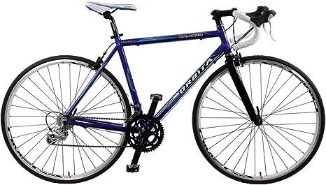 Bicicleta Carretera Aluminio Orbita ER-003 14v: Amazon.es ...