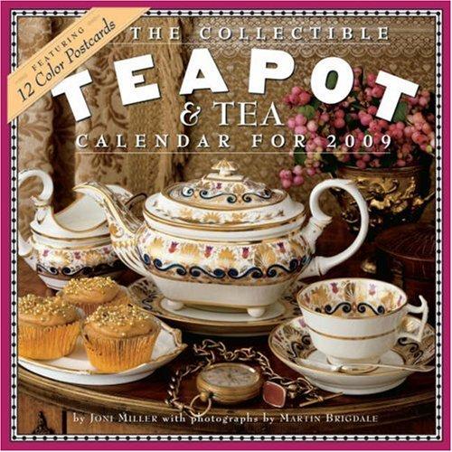 The Collectible Teapot & Tea Calendar 2009 (Hall Porcelain Teapot)