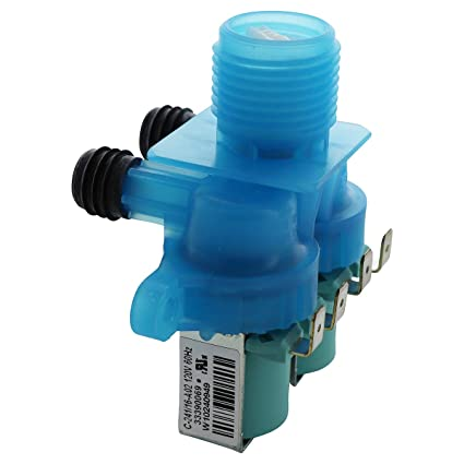 Kitchen Basics 101: W10240949 Water Inlet Valve Replacement for Whirlpool