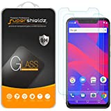 (2 Pack) Supershieldz for BLU (Vivo XI Plus) Tempered Glass Screen Protector, Anti Scratch, Bubble Free