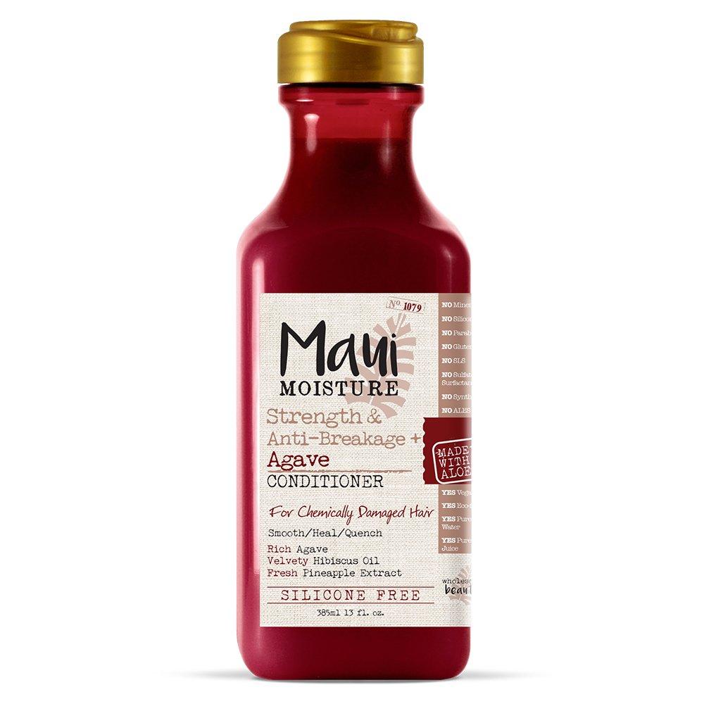 Maui Moisture Strength & Anti-Breakage + Agave Nectar Conditioner, 13 Ounce