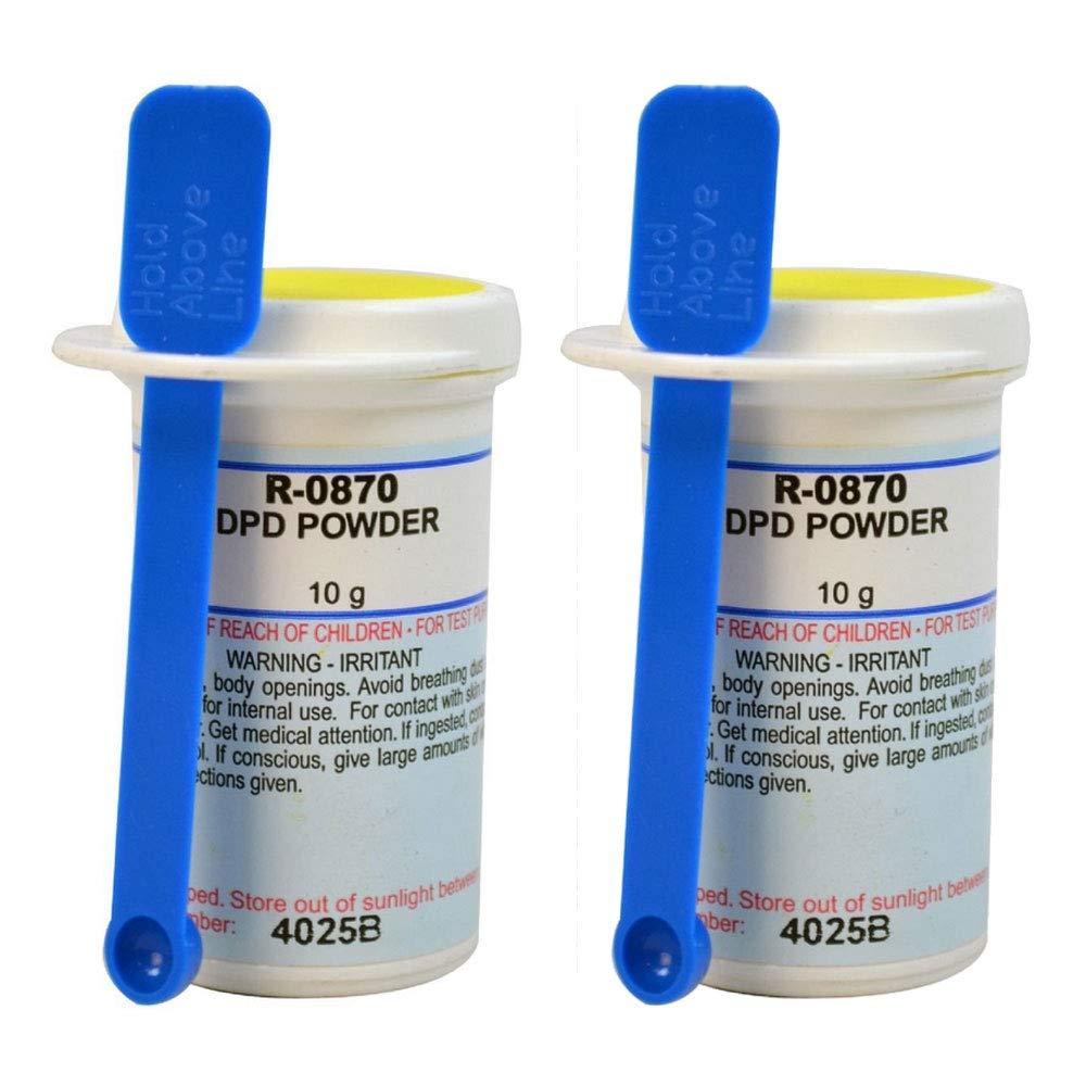 Taylor R-0870-DPD Powder (10 g) (2 Pack) by taylor