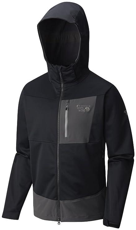 Mountain Hardwear Dragon Hooded Jacket - Men's Altitude Blue X-Large