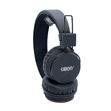 Buy Ubon Bt 5660 Bluetooth 4 In 1 Headphones With Mic Online At Low Prices In India Amazon In