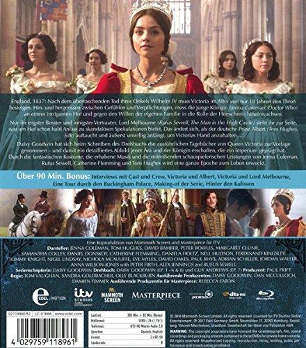 Victoria Staffel 1 Deluxe Edition Mit 15 Stunden Bonus 2 Blu