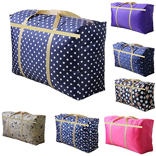 Extra Large Zippered Bags - 3