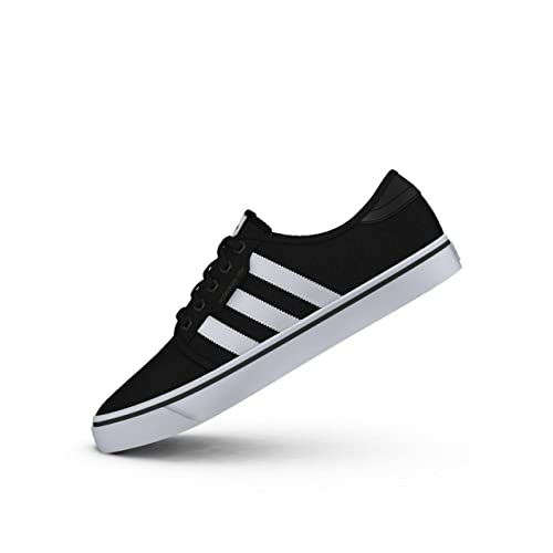 Zapatillas adidas - Seeley negro/blanco/marrón talla: 40: Amazon.es: Zapatos y complementos