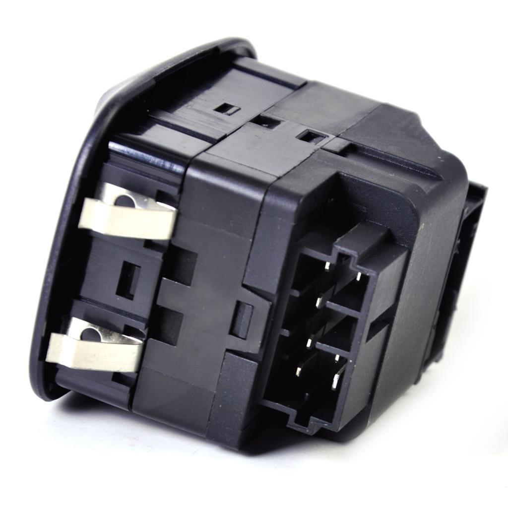 6554.WA Fit for 206 Electric Window Regulator Shift key Driver side Press Button Black New Electric Power Window Switch