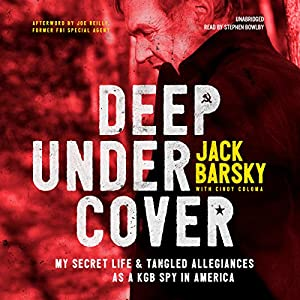 Deep Undercover Audiobook