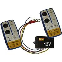 Control remoto inalámbrico cabrestante Recuperación de 12V. 4x