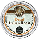 Barista Prima Coffeehouse 6624 Decaf Italian Roast Coffee K-Cups, 24/box