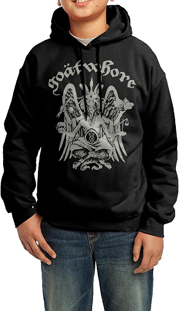 Band Goatwhore Song The All-Destroying Unisex Youth Vintage Hoodie Sweatshirt