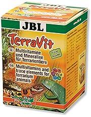 JBL - TerraVit Vitamine und Spurenelemente für Terrarientiere 135 g