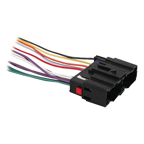 Amazon.com: Metra 70-7302 Radio Wiring Harness for Hyundai 07-Up ...