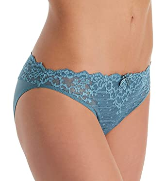 43f73dd5cf8c Chantelle Women's Rive Gauche Brief Panty (3087) at Amazon Women's Clothing  store: Briefs Underwear