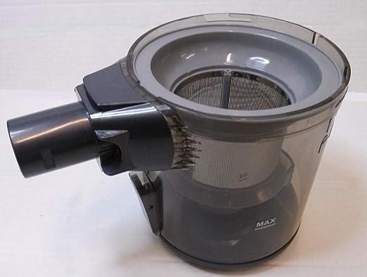 Ariete Depósito de polvo escoba Aspiradora 2763 2767 Cordless ...