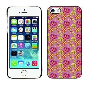 ZECASE Funda Carcasa Tapa Case Cover Para Apple iPhone 5 / 5S No.0004251
