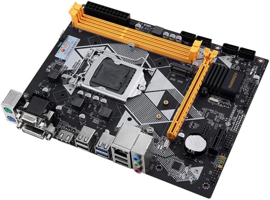 HUANANZHI B85 Desktop LGA1150 Motherboard Support NVME M.2 SSD