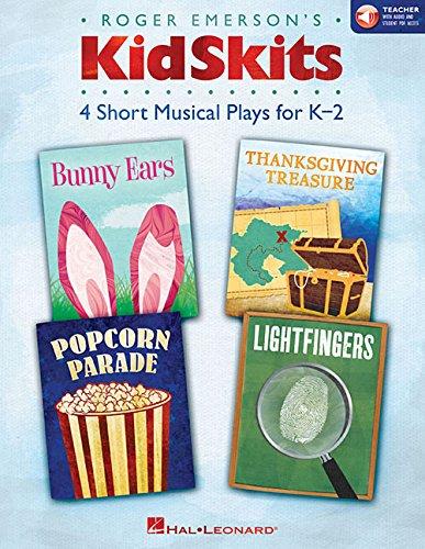 KidSkits: 4 Short Musical Plays for K-2 pdf epub