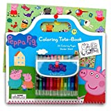 Peppa Pig Art Activity Set With Coloring Book Pages, Stickers & Twist-Up Crayons