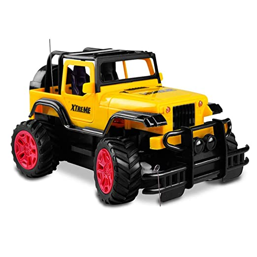 Amazon.com: LtrottedJ Drift Speed Radio Remote Control RC Off-Road Vehicle Car Kids Toy Gift 1:18: Toys & Games