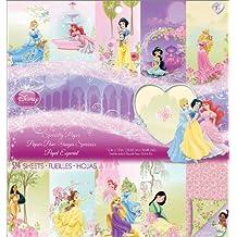 EK Success Brands Disney Specialty Paper Pad, Princess