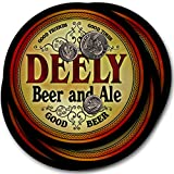 Deely Beer & Ale - 4 pack Drink Coasters