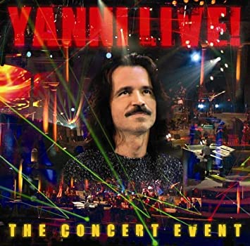 concert de yanni gratuit