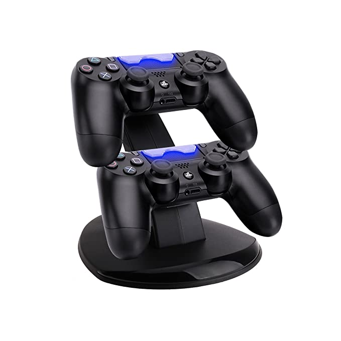 YiZYiF Cargador Para Playstation 4 Gamepad Cargador mando ...