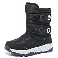 Deals on Amazon Coupon: Extra 45% Off Kids Waterproof Winter Snow Boots