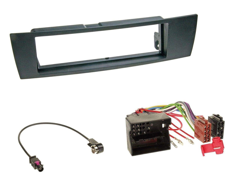 caraudio24 Pioneer DEH-X7800DAB DAB MP3 CD USB Bluetooth Autoradio f/ür BMW 1er E87 3er E90-3 X1 E84 Z4 E89