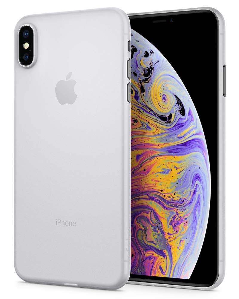 Funda Spigen iPhone Xs Max [soft Clear] Air Skin
