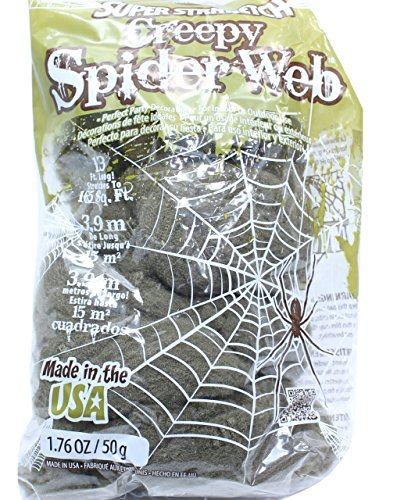 Fun World Super Stretch Spider