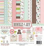 Echo Park Paper Bundle of Joy kit de colección para scrapbooking, para niña