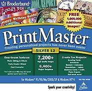 Printmaster Silver 12 (Jewel Case)
