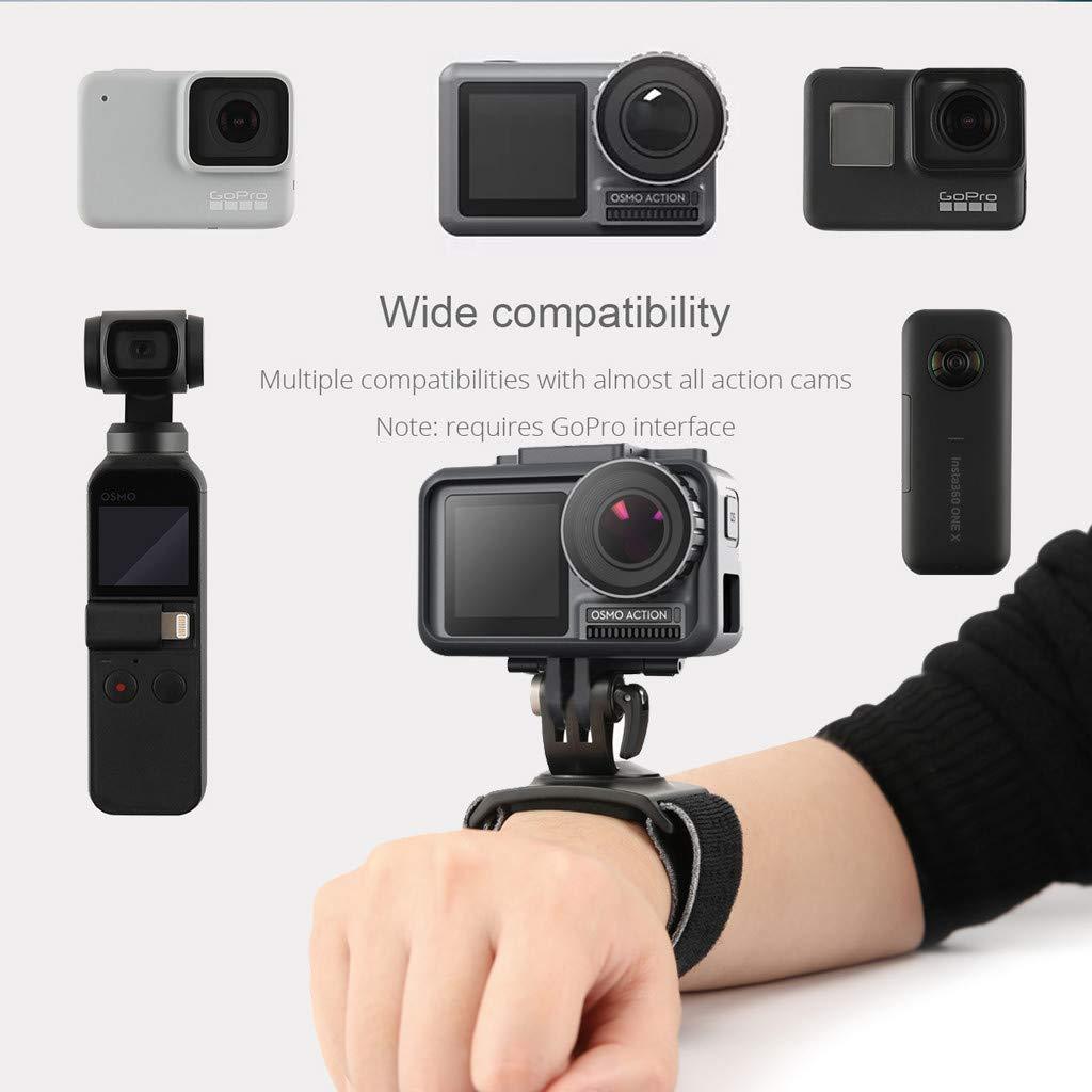 Amazon.com : Convenient Travel Sports Camera Wrist Strap for ...