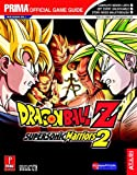 Dragon Ball Z - Supersonic Warriors 2, Alicia Ashby and Prima Games Staff, 0761552502