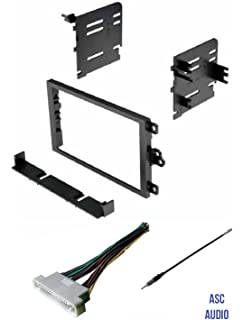 Amazon.com: Dash kit and Wire Harness for Installing a New ... on pontiac sunfire wiring harness, ford e350 wiring harness, chevy cobalt wiring harness, dodge journey wiring harness, dodge dakota wiring harness, kia sportage wiring harness, chevy aveo wiring harness, chevy silverado wiring harness, mazda rx7 wiring harness, ford edge wiring harness, lexus sc400 wiring harness, datsun 510 wiring harness, geo tracker wiring harness, hummer h2 wiring harness, buick enclave wiring harness, mercury sable wiring harness, chevrolet blazer wiring harness, honda fit wiring harness, jeep patriot wiring harness,