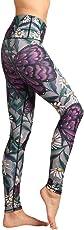 """Yoga Democracy Eco-Friendly Daisy Days Leggings (28"""" Inseam)"""