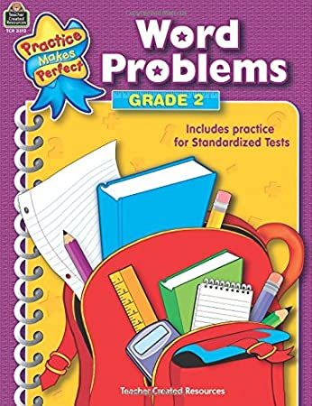 Word Problems Grade 2 (Practice Makes Perfect (Teacher Created ...